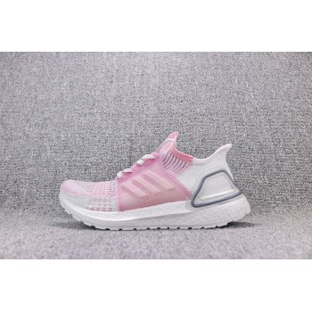 Adidas Originals Womens Ultra Boost 5.0 19 Pink/White F35283