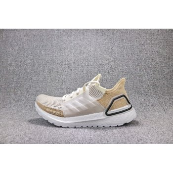 Adidas Ultra Boost 5.0 2019 Chalk White Pale Nude B75878