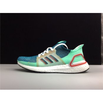 Adidas Consortium Ultra Boost 5.0 Dark Teal Red EE7516