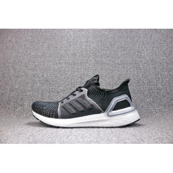 Adidas Ultra Boost 5.0 19 Core Black Grey Five Solar Ora G54014