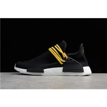 Pharrell x Adidas Boost Human Race NMD Black/White BB3068