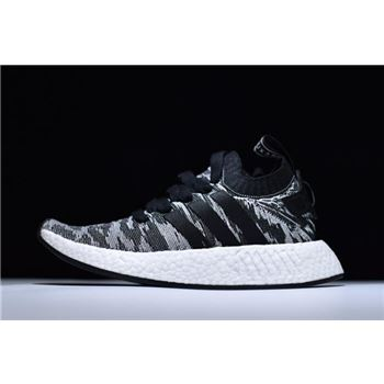 Mens and WMNS Adidas NMD R2 Primeknit