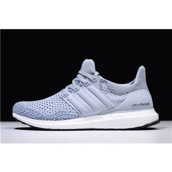 New Adidas Ultra Boost Clima Grey Two/Real Teal BY8889